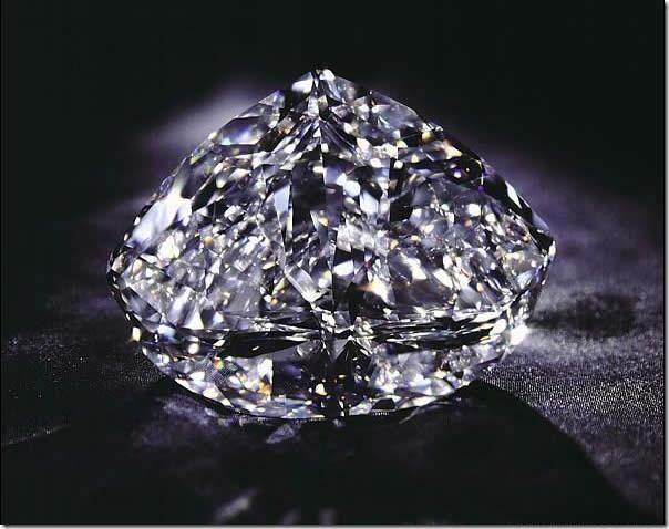 Как определить чистоту бриллианта