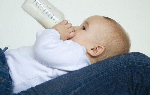Как определить, что смесь ребенку не подходит
