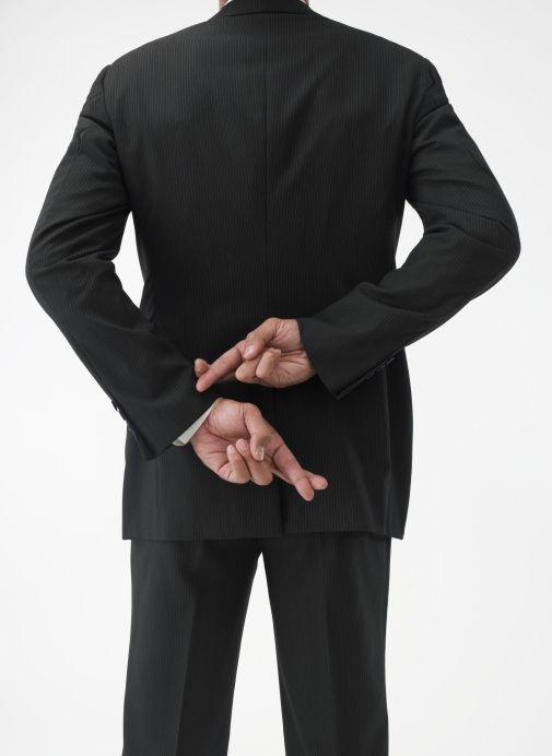 Как определить по взгляду ложь