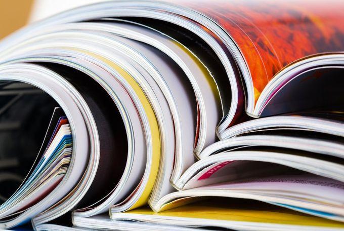 Как опубликовать журнал