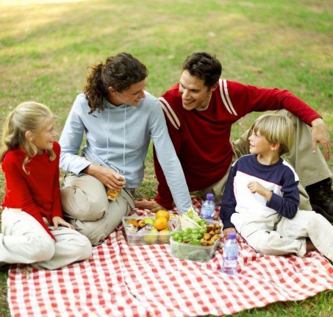 Как организовать пикник за городом