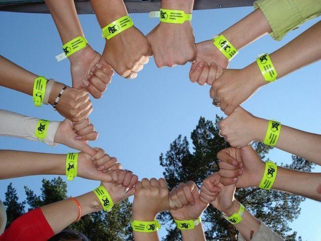 Как организовать волонтерское движение