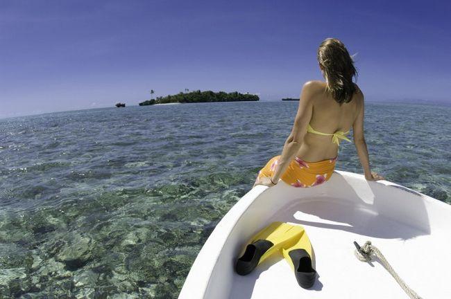 Как отдохнуть в отпуске