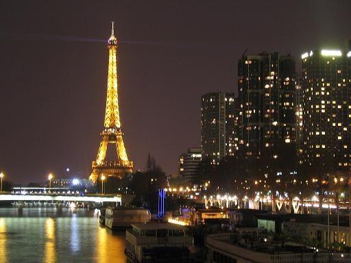 Как отдохнуть в париже