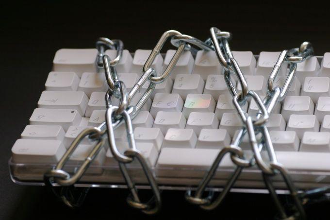 Как отключить клавиатуру