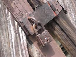 Как открыть замок двери