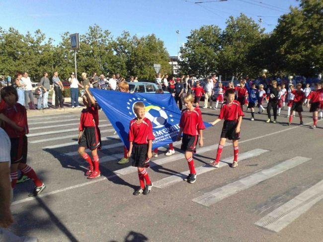Как отмечают день физической культуры и спорта украины