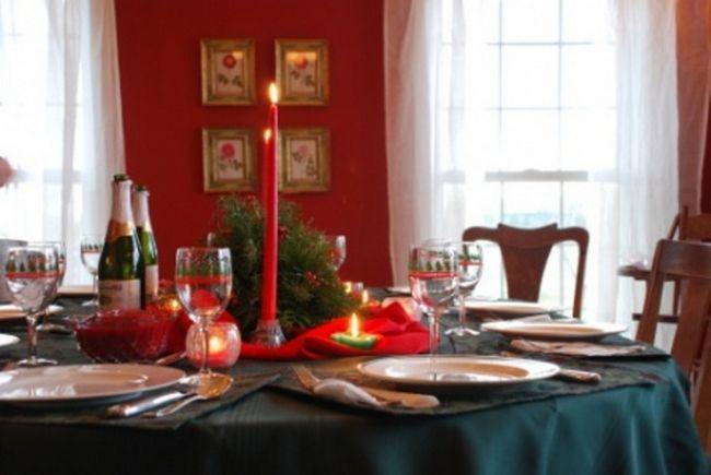 Как отметить рождество дома