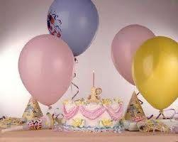 Как отпраздновать день рождение дома