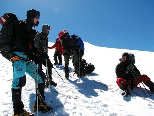 Как передвигаться по снегу