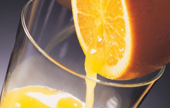Как пить свежевыжатый сок