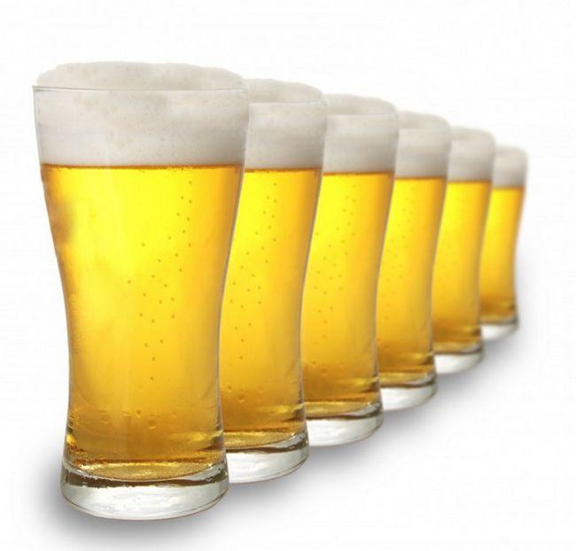 Как пиво влияет на мужской организм