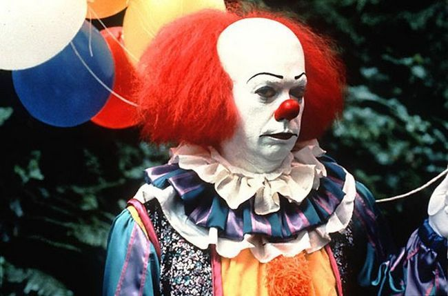 Как побороть боязнь клоунов