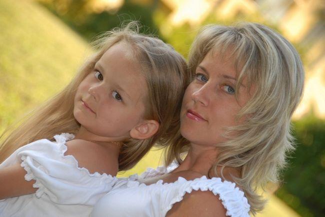 Как поднять маме настроение