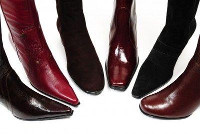Как подобрать обувь