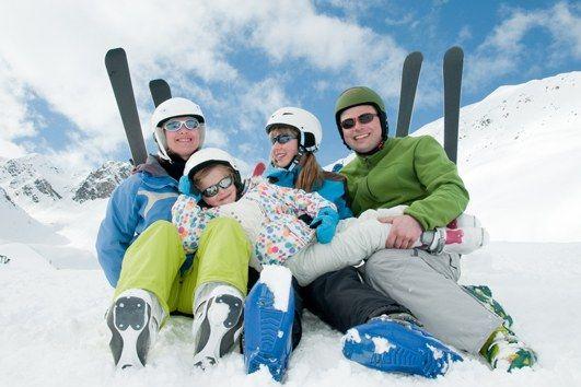 Как подобрать высоту лыж