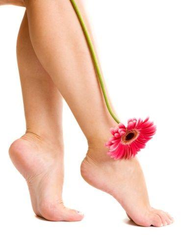 Как подтянуть ноги