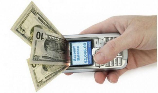 Как положить деньги на телефон через компьютер