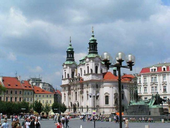 Как получить чешскую визу