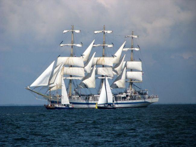 Как попасть на морской фестиваль в финляндии