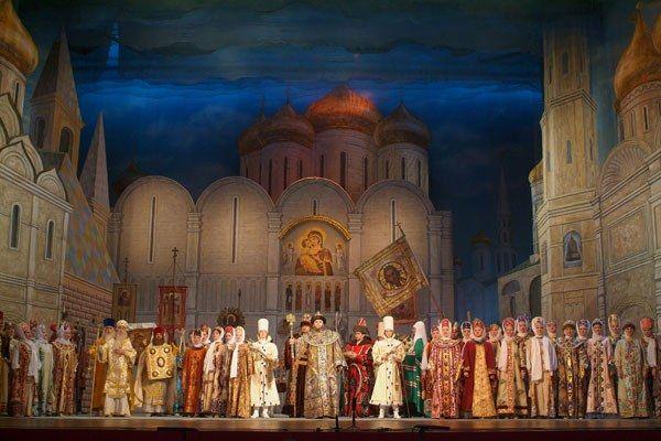 Как попасть на оперу