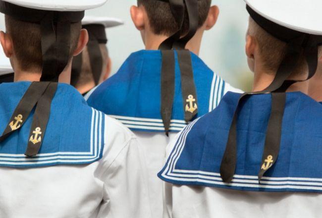 Как попасть служить на флот