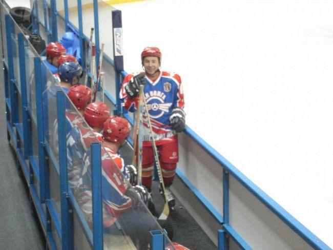 Как попасть в хоккейную команду