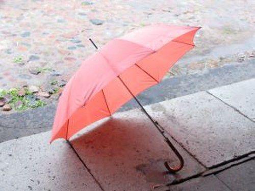 Как постирать зонт