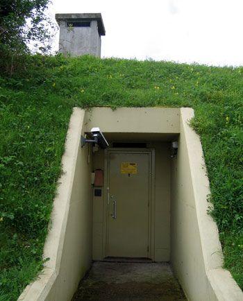 Как построить бункер