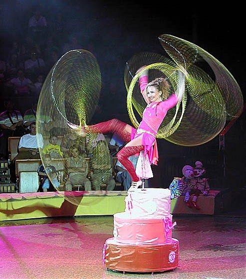 Как поступить в цирковое училище