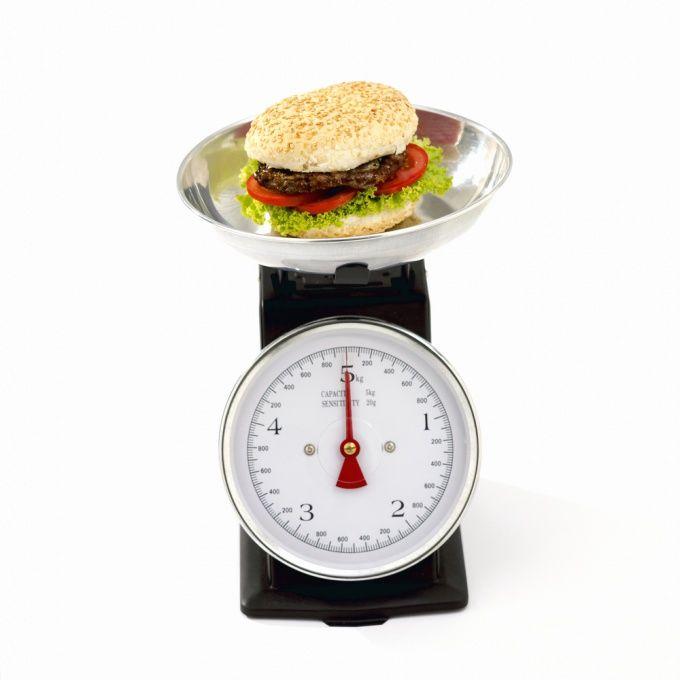 Как правильно считать калории