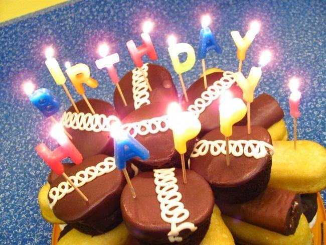 Как праздновать день рождения ребенка
