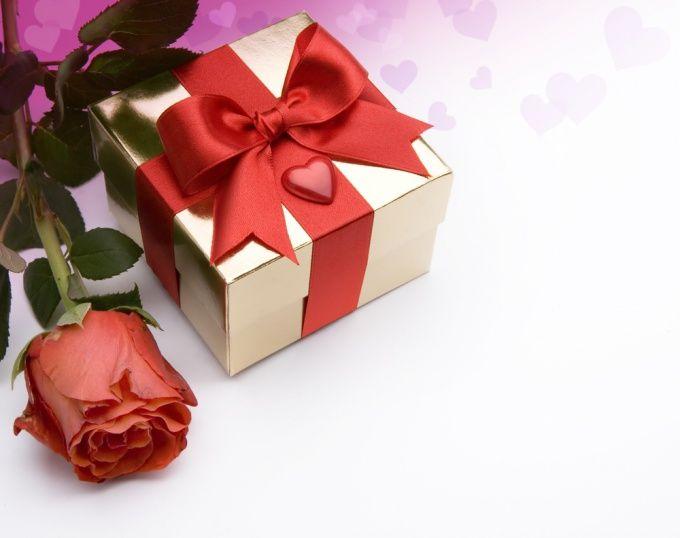 Как празднуют день Святого Валентина