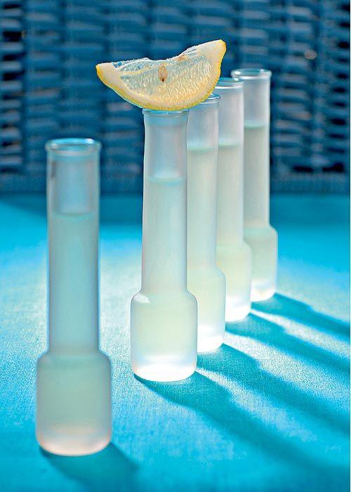 Как приготовить спотыкач лимонный