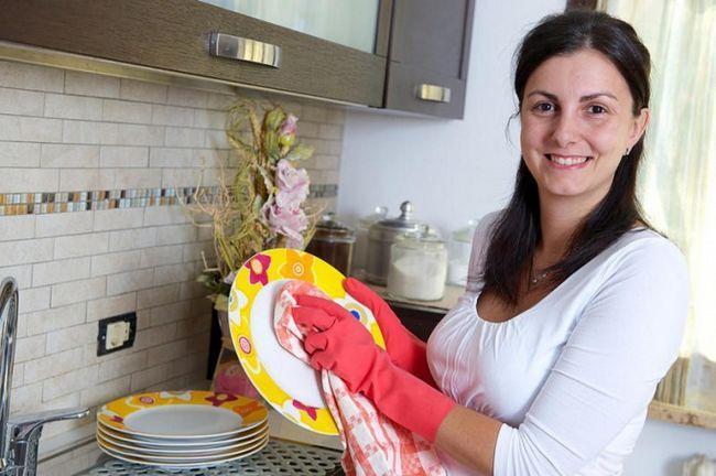 Как применять моющее средство