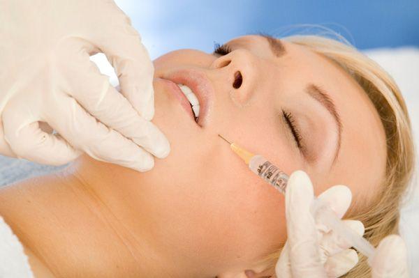 Как приподнять уголки губ
