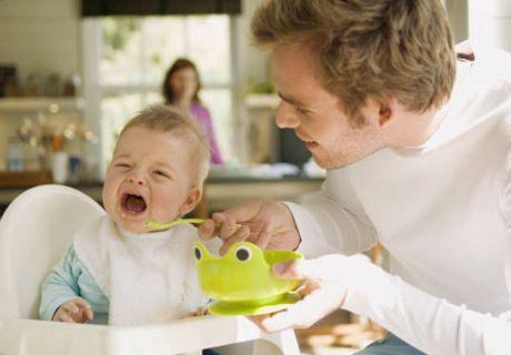 Как приучить ребенка к каше