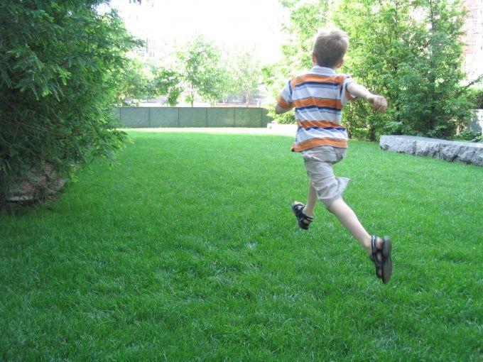 Как пробежать один километр