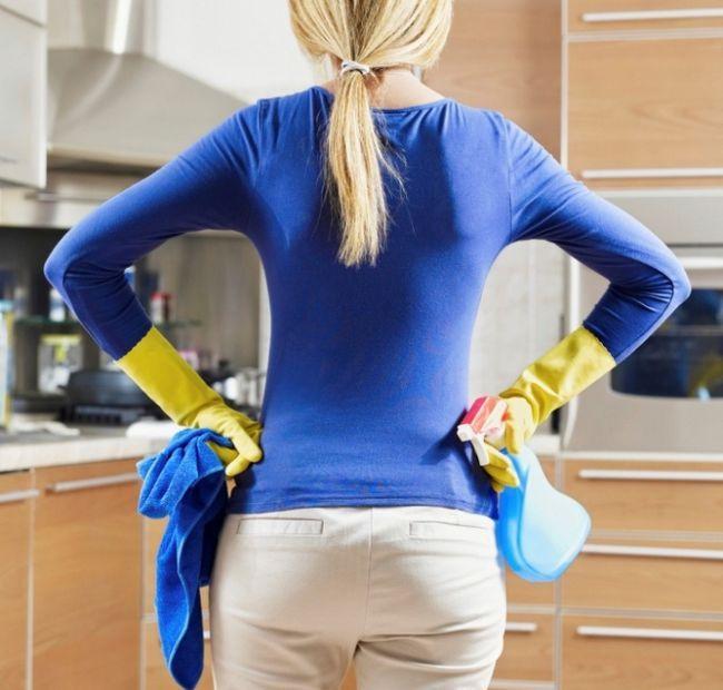 Как продезинфицировать квартиру своими руками