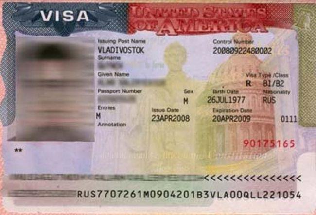 Как продлить визу сша