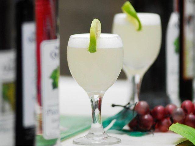 Как проходит день коктейля «писко сур» в перу