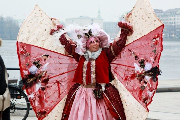 Как проходит карнавал культур мира в гамбурге