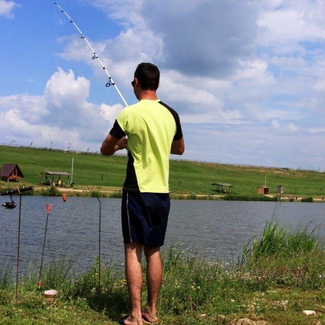 Как проходит всемирный день рыболовства