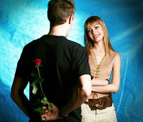 Как просить руки девушки