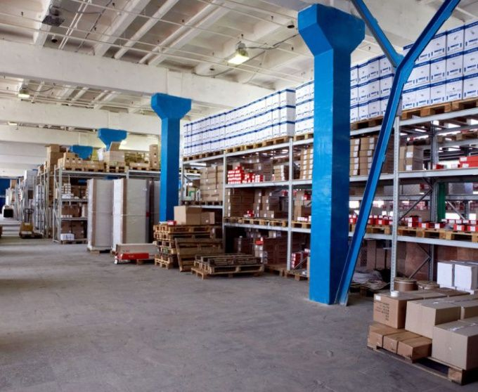Как провести инвентаризацию на складе
