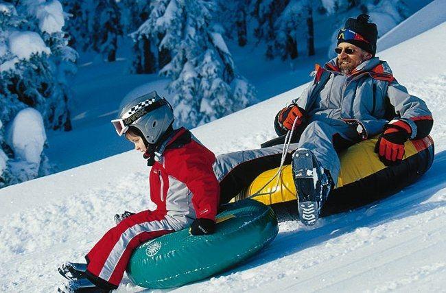 Как провести зимние каникулы весело