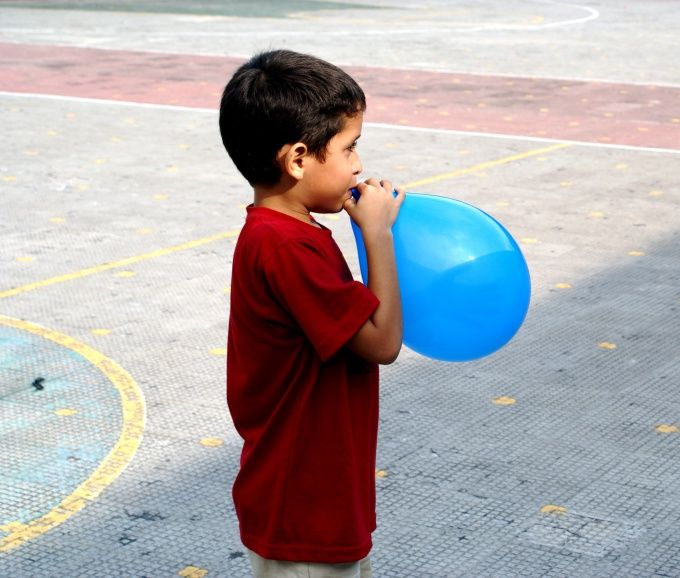 Как проводить детские игры