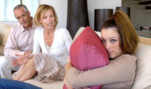 Как прожить с родителями