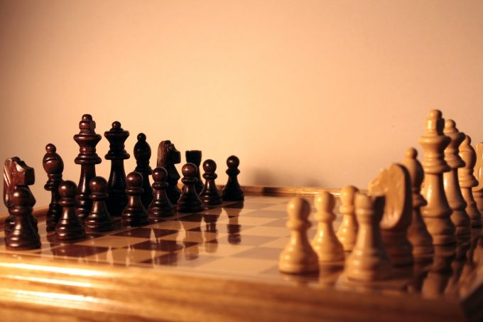 Как расставлять шахматы