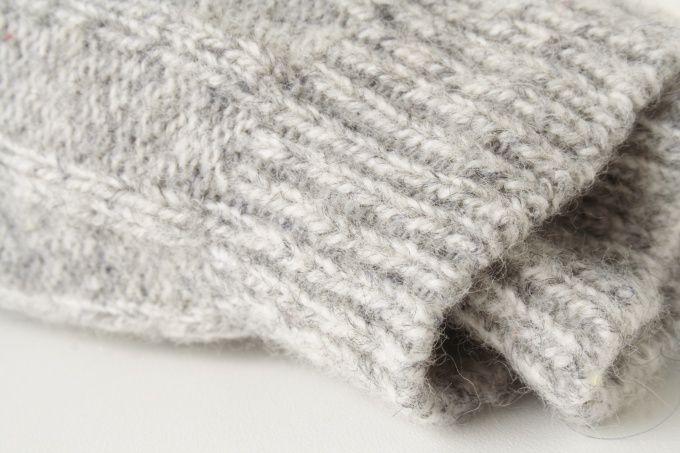 Как растянуть свитер